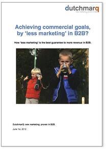 Cover whitepaper B2B new marketing