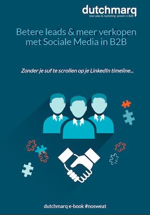 cover social media B2B e-book